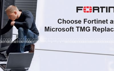 Replacing Microsoft TMG with Fortinet Fortigates